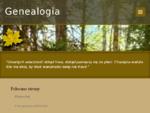 Witamy - Genealogia Rodzinna