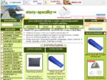 Stany - Spacáky | specializovaný obchod pro stany a spacáky