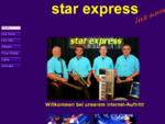 Live-Musik Star Express - Die Live-Band aus dem Mittelburgenland