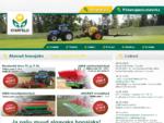 Starfeld OÜ l Põllumajandustehnika müük ja hooldus