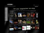 STARK-Produttore proiettori architetturali, proiettori pubblicitari, proiettori per grandi eventi,