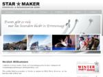 Starmaker GMBH Künstler und Musikagentur, Andreas Gabalier Winter Open Air, Beatrice Egli, Voxxclub,