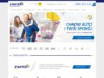 Assistance, pomoc drogowa, holowanie, ubezpieczenie - Starter24. pl