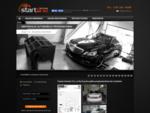 Startline. lt | Chip tuning, Variklio galios didinimas, DPF filtrai