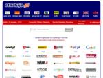 startuje. pl Strona startowa, portale, linki, wiadomości, biznes, gry, bramka sms, lotto, ch