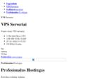 Pagrindinis | Linux VPSVDS serveriai