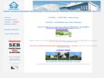 UAB Statybininkas - individualių namų kvartalas, skydinis namas, individualių namų projektai, sky
