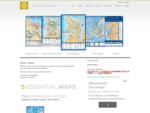 Maps | Stavanger Guide Maps | Stavanger City Map | Norway