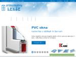 Steklarstvo Lekše | proizvodnja in montaža PVC oken in vrat
