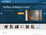 Steklarstvo Kramarič | PVC Okna vrata, žaluzije, senčila in mnogo več...