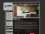 Kuchyně a Vestavné-vestavěné skříně na míru - kuchyňské studio Stella Třebíč - Stela kuchyně, Stela