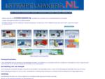 stempelmakers voor coderen, kantoorstempels, handstempels, stempel automaten, handjet EBS-250 in