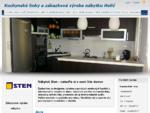 Kuchynské linky a zákazková výroba nábytku Holíč