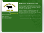 Johnson Lantbruk | Stenspers gård, livdjur, försäljning, foder, återvinning, ekologiskt kött