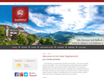 4 Sterne Hotel Villanders Eisacktal Südtirol Wanderurlaub Villanders Wellness Villanderer Alm Sauna