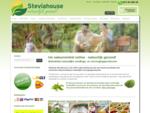 Natuurwinkel Steviahouse - de natuurwinkel online! - Steviahouse