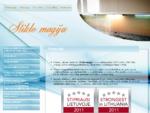 UAB Stiklo Magija | stiklas | stiklo gaminiai | veidrodžiai | berÄ-mio stiklo pertvaros | prek