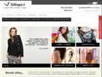 Stilingi moteriscaron;ki drabužiai ir aksesuarai internetu, profesionalių stilistų konsultacijos ir
