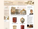 Stilvolle Urne Urnen | Keramikurnen | Kaufen | Feuerbestattung | Ascheurnen | Graburnen | ...