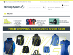 Home — Stirling Sports