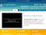 Store Finder - A Store Locator that Helps Your Web Visitors to Find Your Nearest Outlet