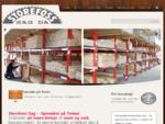 Storefoss Sag - Spesialist på Trelast i Valdres