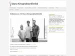 Storo kiropraktorklinikk | Kiropraktikk, Fysioterapi, Trykkbà¸lge, Kostholdsveiledning. Storo,