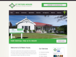 St Peters House | Charity | Counselling