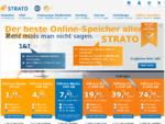 Online-Speicher HiDrive - STRATO