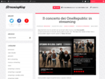 Tutte le news dal mondo streaming - Il primo blog italiano sullo streaming
