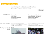 Street-Viewing - il motore di ricerca rapido per Street View