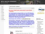 MTV Aalen Strikers Home