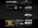 Strindheim Bil AS | Suzuki Trondheim | Isuzu | 4WD | Brukte biler | Verksted Trondheim