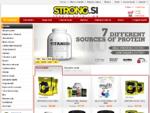 www. strong. si | Proteini, Aminokisline, Beljakovine, Hujšanje