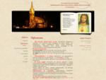 Strona internetowa Parafii Najświętszego Serca Pana Jezusa i Matki Bożej Fatimskiej w Tarnowskich Gó