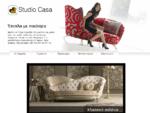 Έπιπλα Studio Casa - Κεντρική σελίδα