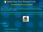 Studio Dott. Eugenio Cerra Commercialista Revisore Contabile
