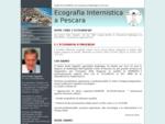 ECOGRAFIA A PESCARA - Studio Ecografico Toppetti - Dottor Paolo Toppetti