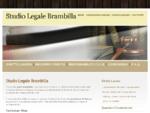 Studio legale Brambilla Seveso - Avvocato Milano e Monza