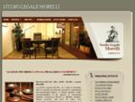 . STUDIO LEGALE MORELLI - Avvocati - Barletta .