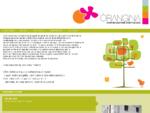 Orangina Progettazione e studio della comunicazione per le aziende.