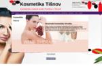 Kosmetika TiÅ¡nov | kosmetické a vlasové studio Proměna TiÅ¡nov