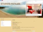 Πευκάρι στούντιος, Θάσος - Βόρειο Αιγαίο, Pefkari studio, Thassos hotels, θάσος ξενοδοχεία, ...