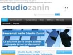 Home   Studio Zanin - Contabilità online - Consulenza del Lavoro online - Rieti