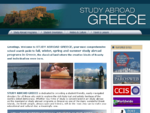 Study abroad Greece, university study abroad programs