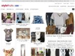 stylefruits.de | Trendige Outfits und Wohnstyles von Frauen für Frauen