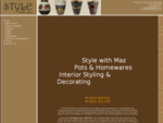 Style with Maz - Pret-a-pot collection
