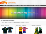 Home - OZTJ Sublimation Sportswear Australia