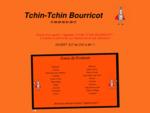 TCHIN-TCHIN BOURRICOT - Livraison aperitifs Narbonne, aude