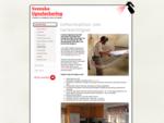 Svenska Ugnslackering - Information om lackeringen - Lackering av köksluckor, dörrar och möbler